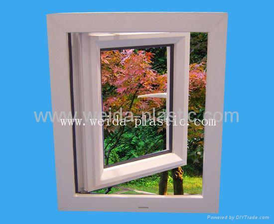 UPVC 77 Casement window  1
