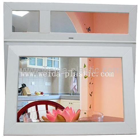 UPVC Top-hung window 1