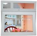 UPVC Top-hung window