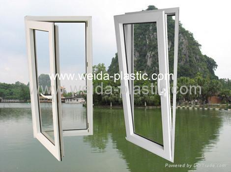 UPVC Turn & Tilt window 1