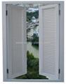 塑钢窗(UPVC 百叶窗)