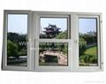 UPVC Combined window