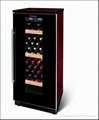 compressor type wine cooler