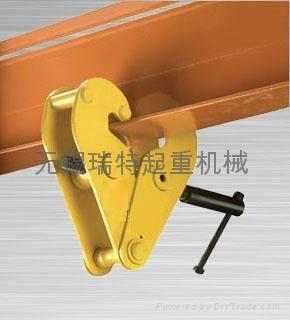 YC型工字鋼夾鉗 3