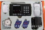 99防區無線有線兼容防盜報警