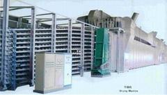gypsum board production machinery