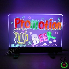 new invention led writing board