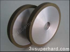 3U Vitrified Bruting Wheels
