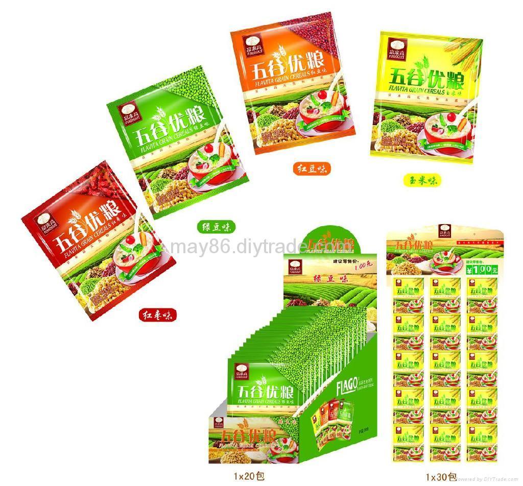 五谷杂粮系列 红豆味  3