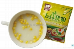 Corn grain taste  instant powder  coffee