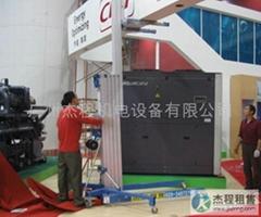 展览会专用手摇升降机SLK-20