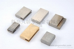 powder metallurgy lock tubes