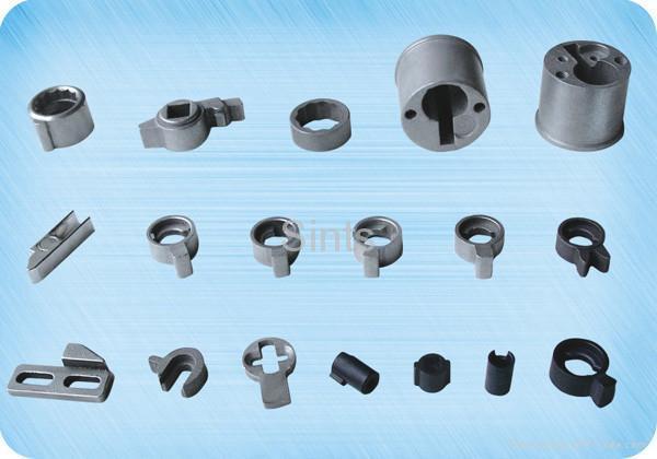 Powder metallurgy lock parts 1
