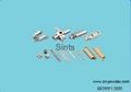 Powder metallurgy lock parts 2