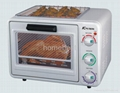 electric oven with BBQ 2