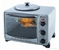 electric oven with BBQ 4