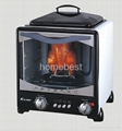electric oven with BBQ 5