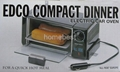 Compact car oven 2