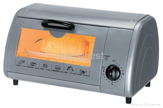 6L electric oven 4