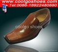 man classical shoes with OEM