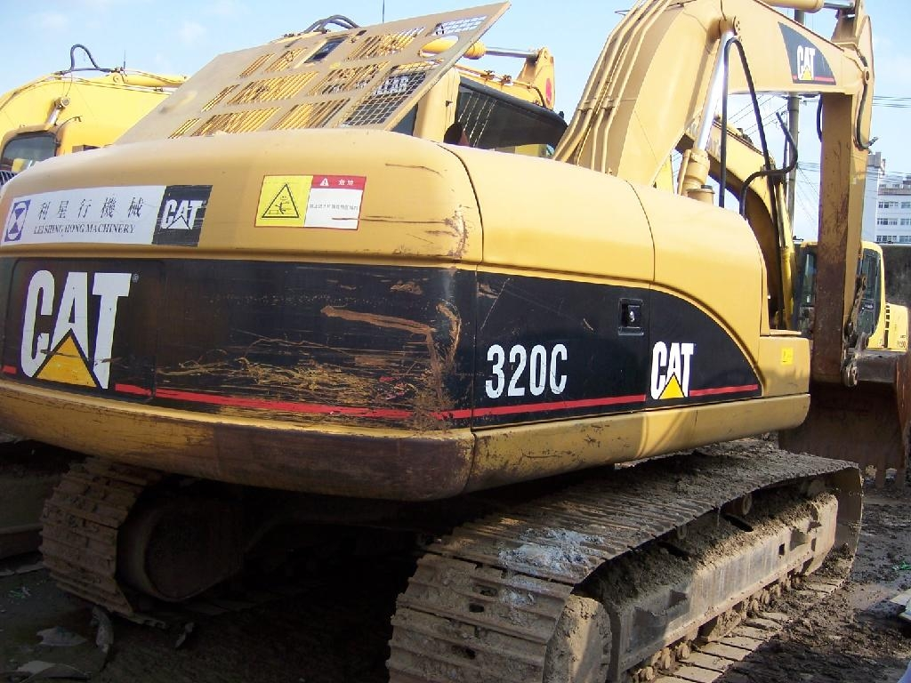 Real Excavator For Sale Cat320c Excavator For Sale