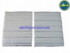 Woven cloth aluminum foil heat insulation