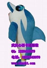 出售武汉心语卡通服装海洋动物系列