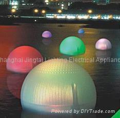 solar craftwork lamp