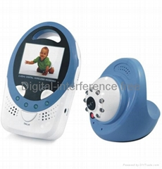 4 Channel Digital Baby care Monitor with talkback Mic