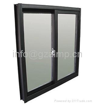 Aluminium window profiles glmc 03 qianjin china for Decoration fenetre aluminium