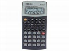 Citizen calculators