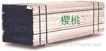 北美进口樱桃实木板材 1