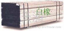 北美进口白橡实木板材 2