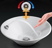 Mixer wash basin