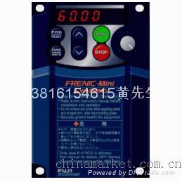 富士变频器FRN5.5E1S-4C 2