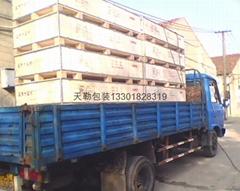 膠合板木箱