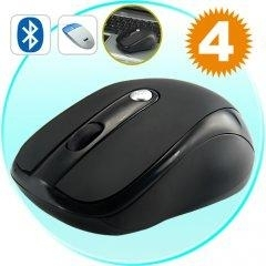 Bluetooth Optical Mouse For Bluetooth Computers (Ambidextrous)