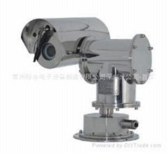 YHW125-3 隔爆一体化万向摄像仪