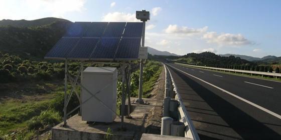 太阳能道路监控系统 1