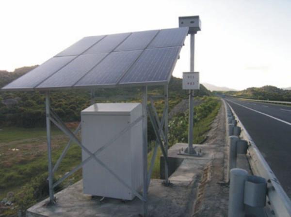 威胜隆监控太阳能发电系统 1