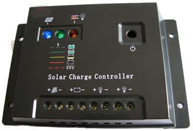 威胜隆科技专业生产24V10A太阳能路灯控制器 1