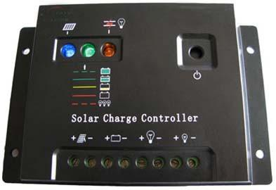 威胜隆科技专业生产12V10A太阳能路灯控制器 1