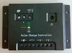 威胜隆专业生产12V/24V自适应10A20A太阳能控制器