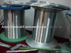 oval iron wire