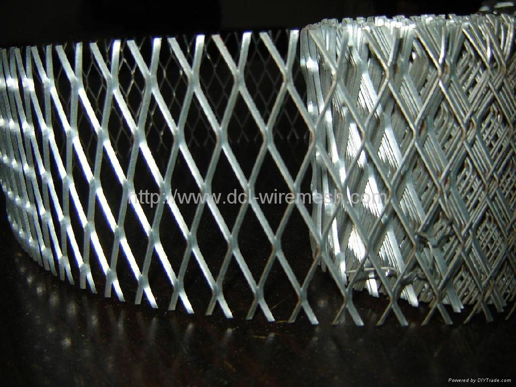 Metal Mesh Screen Panels : Expanded metal wire mesh panel for sale dcl
