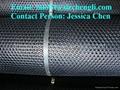 extruded HDPE plastic plain mesh 3