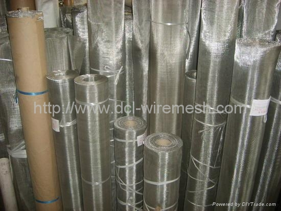 stainless steel wire cloth 4