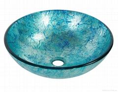 glass  basin