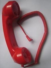 retro phone O5 red color