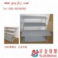 鋁合金服裝貨架 5